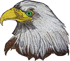 Adler Stickerei