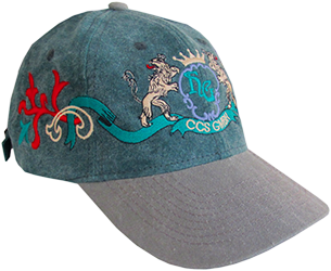 Embroidered Cap CCS